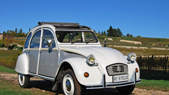 Citroen 2CV Dolly 1985